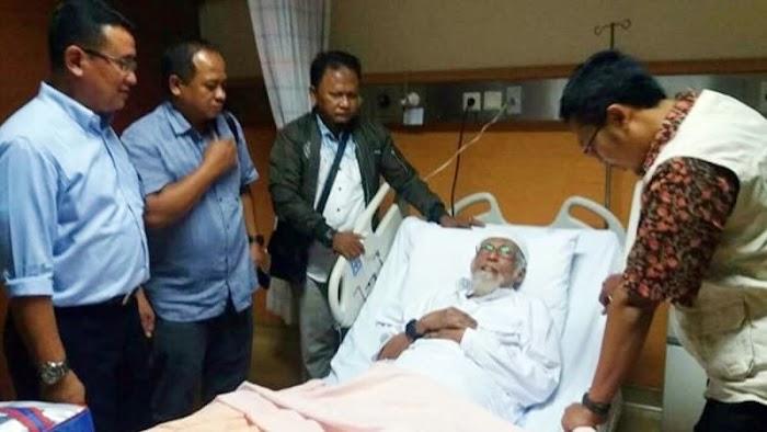 Kondisi Abu Bakar Ba'asyir Dikabarkan Makin Parah, Tim Medis Rujuk ke RSCM