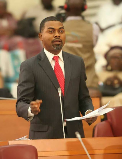 member of the Lagos state House of Assembly, Segun Olulade