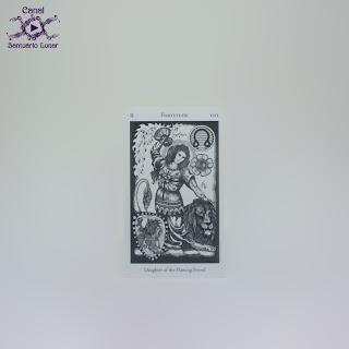 The Hermetic Tarot - Fortitude