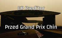 Grand Prix Chin GP Predictor 2018