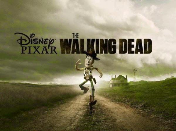 Disney - The Walking Dead