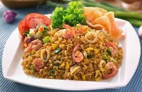 Delicious  Fried Rice Recipe With Simple Ingredients