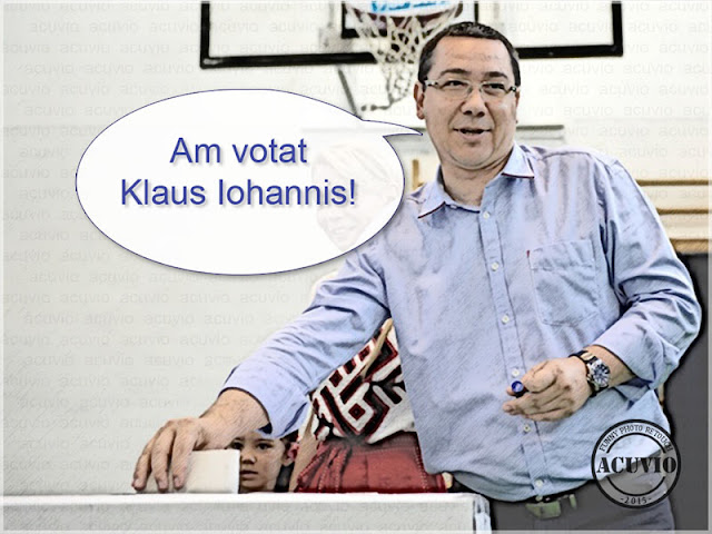 Victor Ponta Votat funny photo