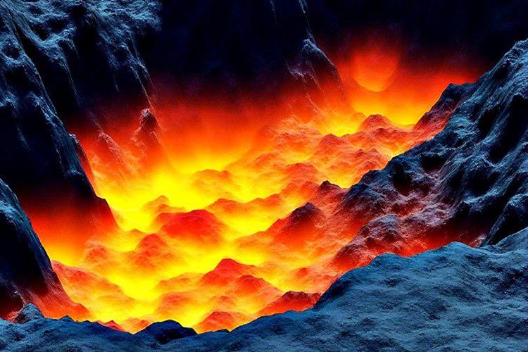 Işıkların kaynağının Ay yüzeyinin altında bulunan lav tünellerinden kaynaklandığı düşünülmektedir.