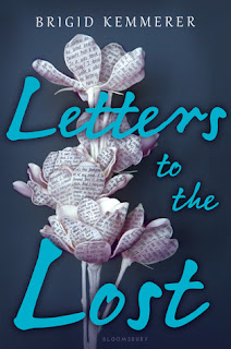 book, contemporary, letters to the lost, romance, brigid kemmerer, ya, young adult