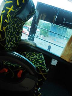 Bus alisan Kuala Lumpur ke Thailand