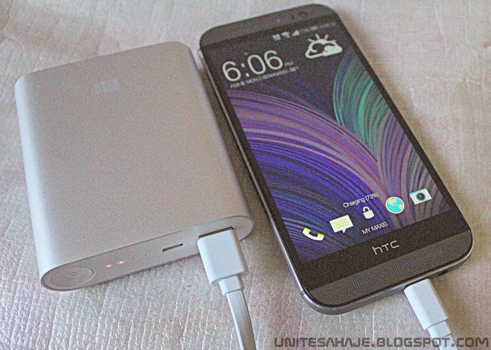 Unite Sahaje Terbeli Mi Band Dan Powerbank Xiaomi 10400 Mah Review