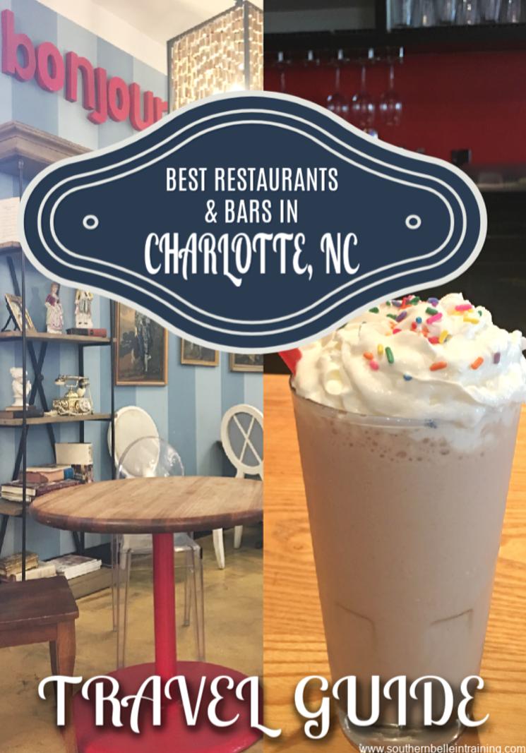 Travel Guide The Best Restaurants Nightlife In Charlotte Nc
