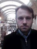 """Photo de Frédéric prise au Musée d'Orsay là où a été tourné """"Le Procès"""""""