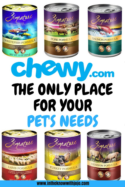 Looking for a place where you can find all your #pet's needs? Chewy is truly something to bark, purr & meow about!