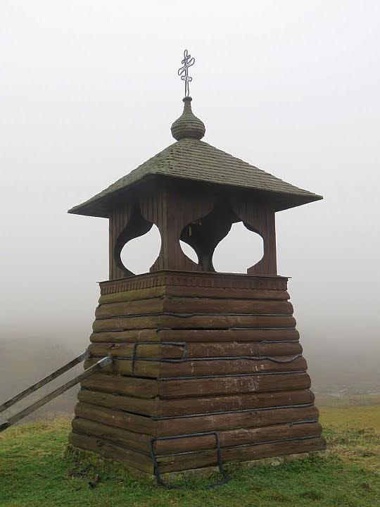 Kapliczka w formie dzwonnicy