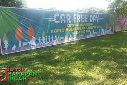 Kapan Car Free Day Diadakan Lagi di Kota Harapan Indah?