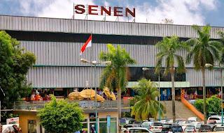 Pusat Grosir Pasar Senen