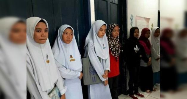 Polis Ambil Keterangan 10 Pelajar Berhubung Kes Buli Video Viral 10 Jahanam