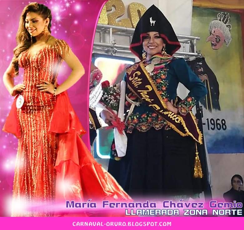 María Fernanda Chàvez Gemio Llamerada Zona Norte