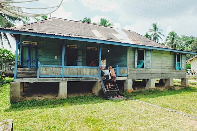 rumah adat di jambi