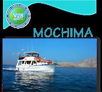 imagen Tour de isla en yate por el parque nacional Mochima