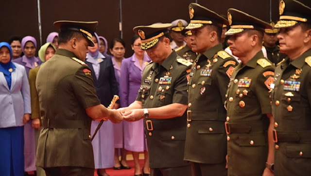 Jenderal Gatot Cerita Prajurit Terbaik TNI Banyak Dicopot oleh Pemerintahan Saat Ini