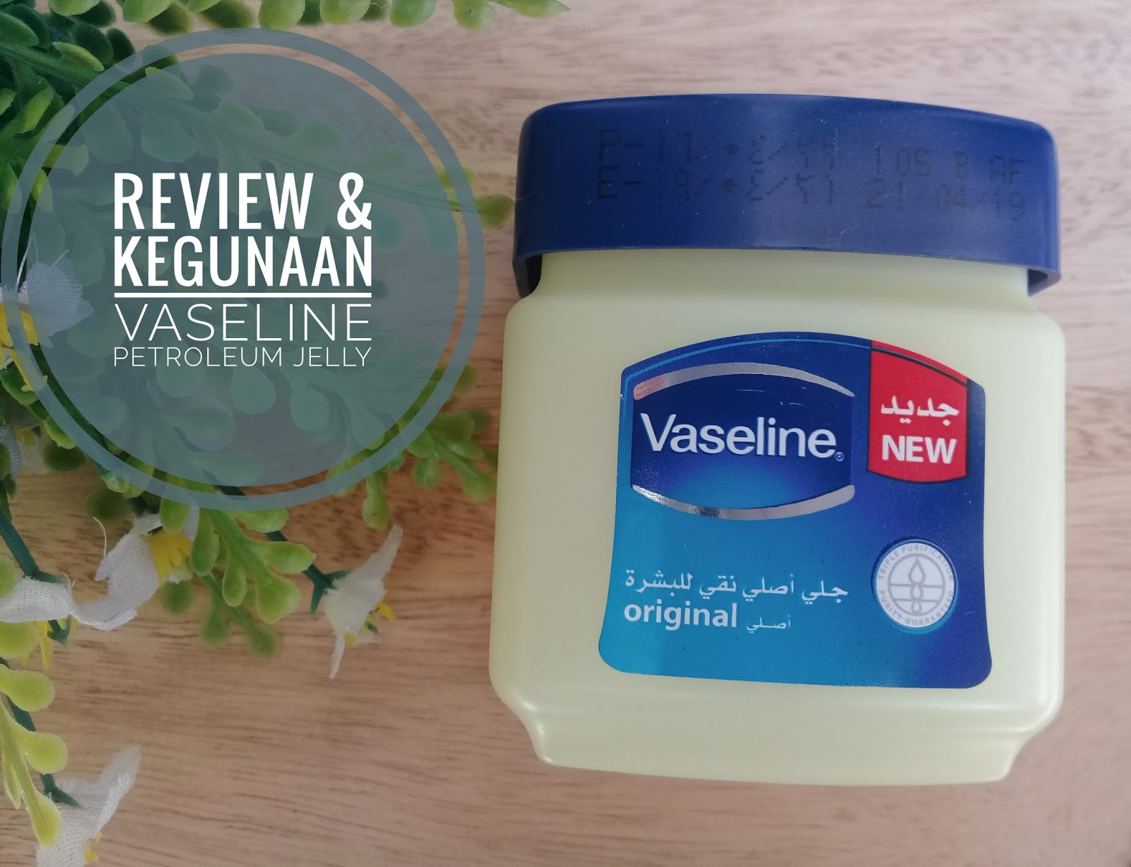 Review Vaseline Pure Skin Jelly Pretty And Moody
