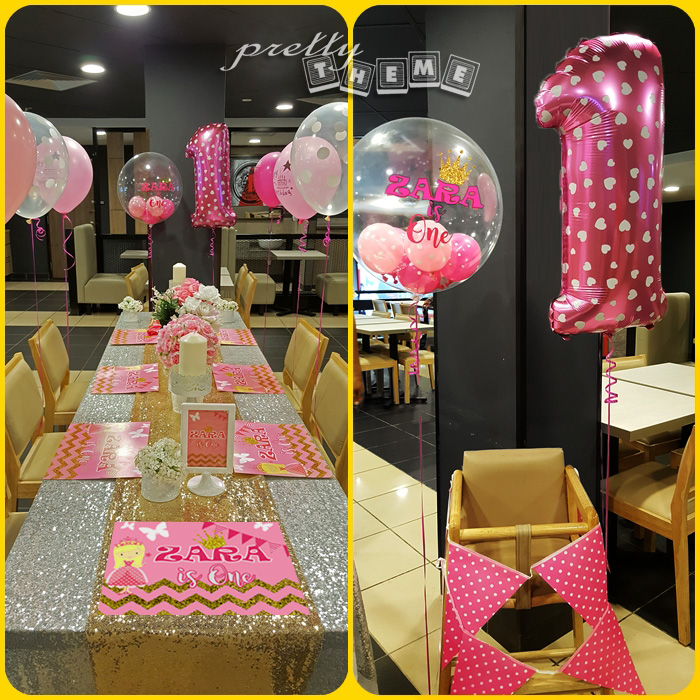 Pretty Theme Event Planner Surprise