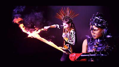 Grimes ft. Janelle Monáe: Venus Fly