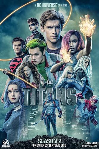 Titans Temporada 2 (Web-DL 720p Ingles Subtitulada)