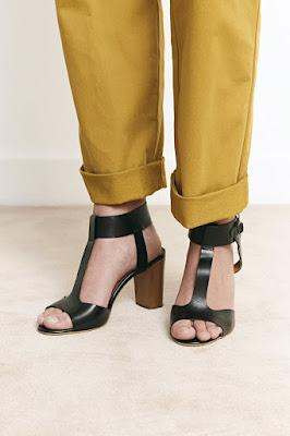 pantalon taille haute Sessun
