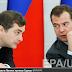 Who was in Lugansk? Putin's press secretary or Putin's personal advisor?