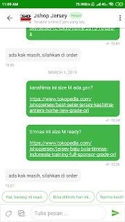 chat lucu bisnis online, chat drama bisnis online