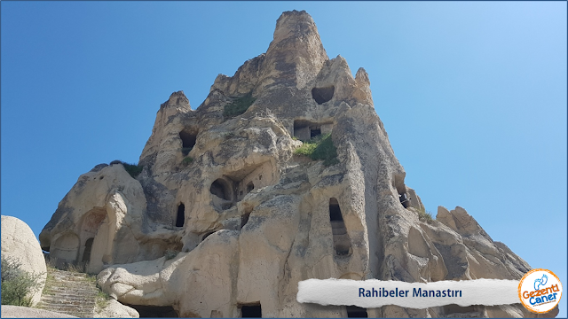 Goreme-Rahibeler-Manastiri