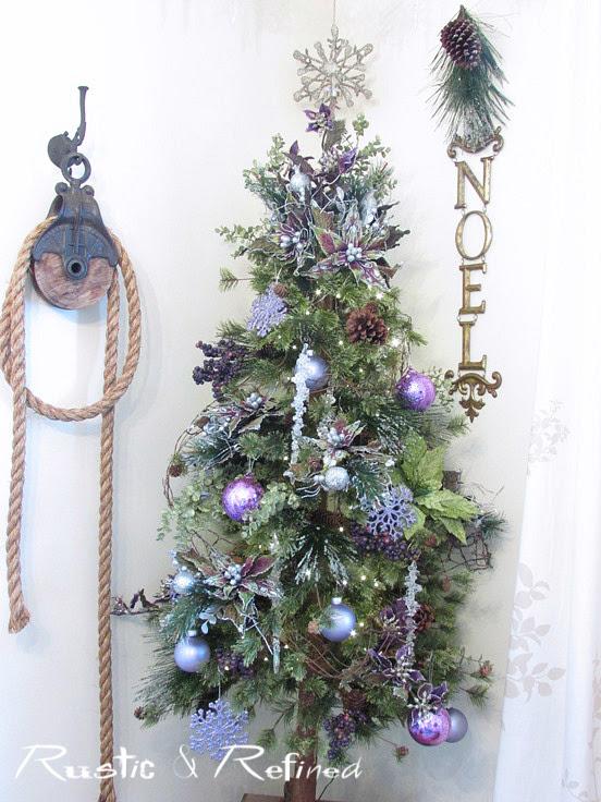 Christmas DIY Tree Decorating