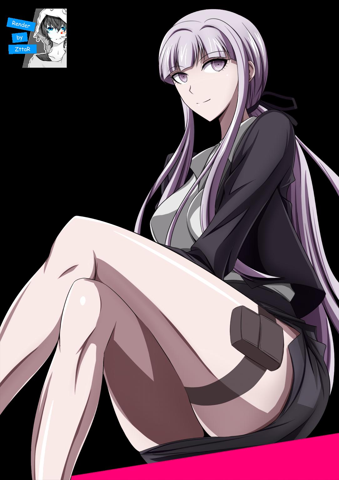 Render Kirigiri Kyouko