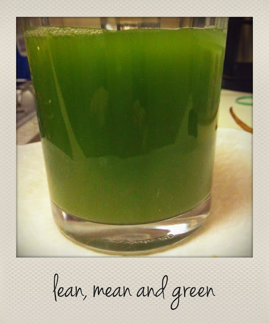 Whole Foods Greens With Envy Juice