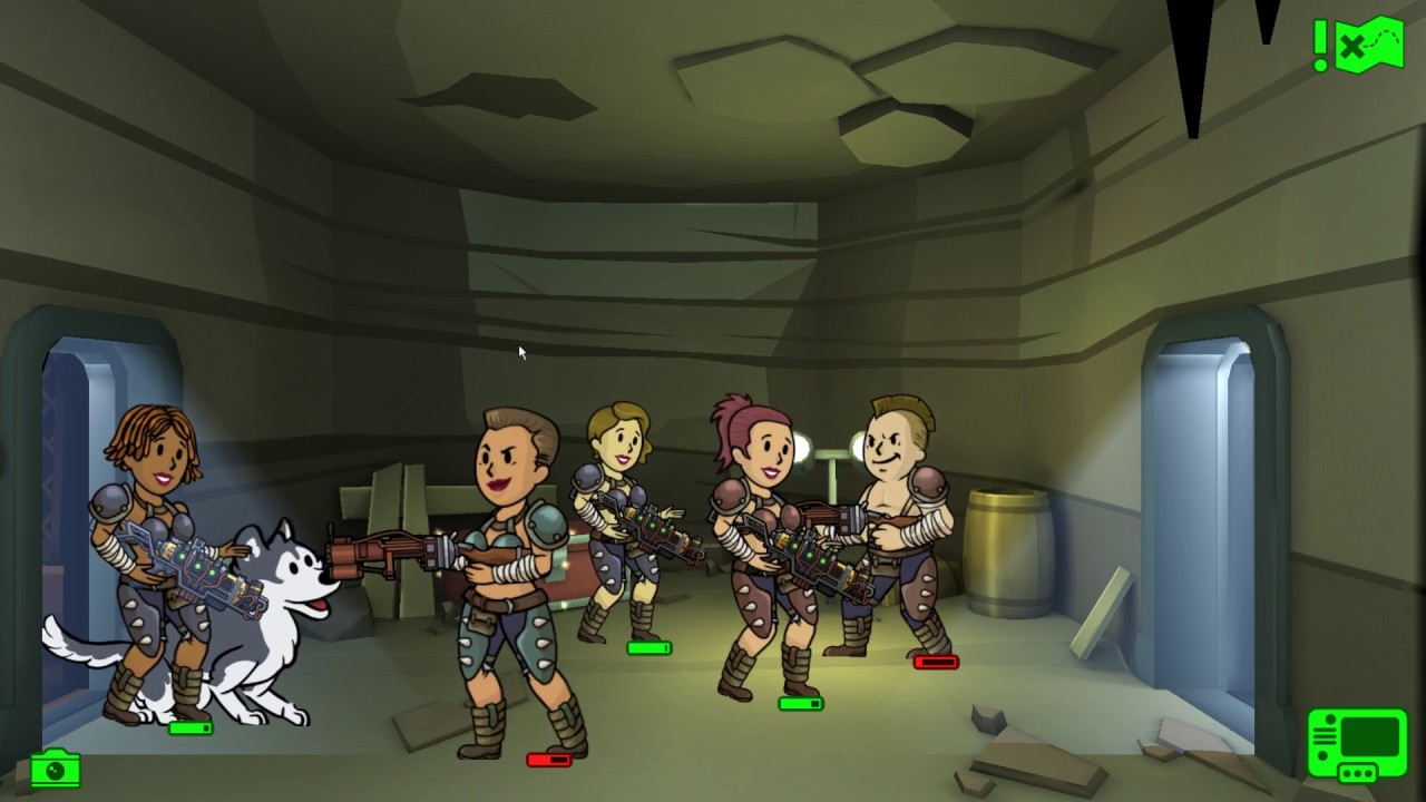 Fallout Shelter savegame