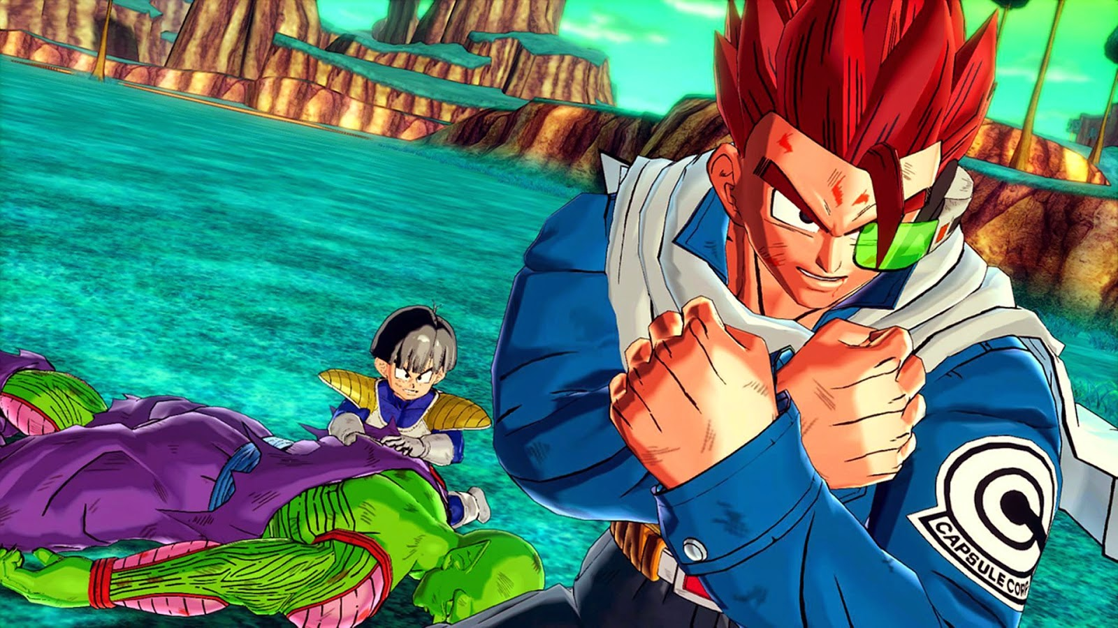 Dragon Ball Xenoverse XV Fully Full Version PC Game Free