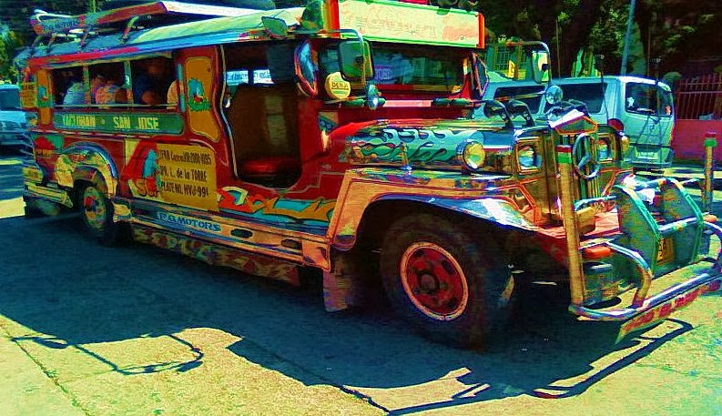 Jeepney by gemino h abad commentary