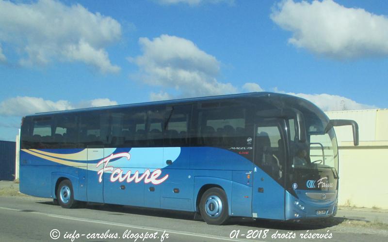 info cars bus irisbus magelys autocars faure 30 bagnol ceze. Black Bedroom Furniture Sets. Home Design Ideas