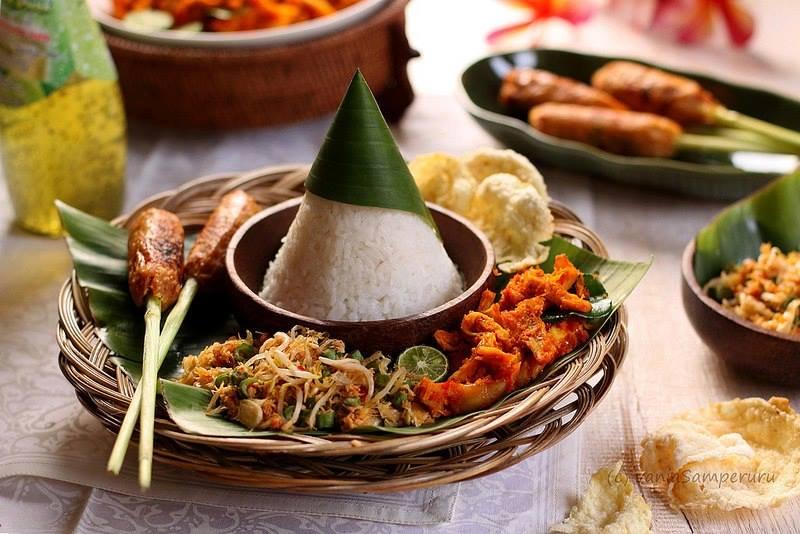 Kochkurs Indonesische Küche: REISTAFEL