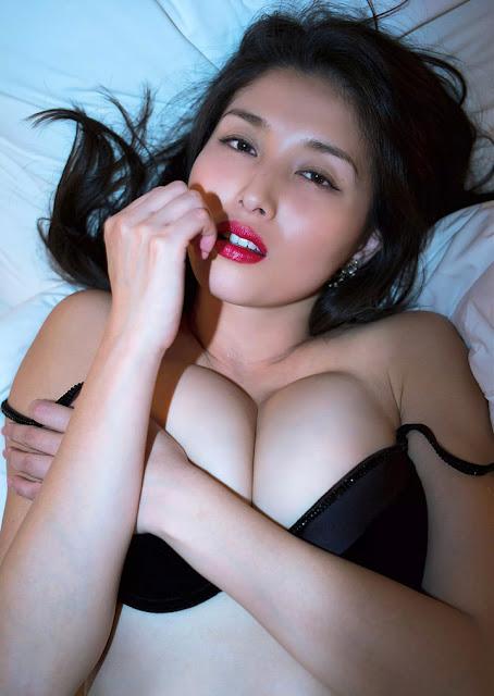 Hot girls Hashimoto Manami sexy japan porn model