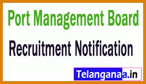 Port Management Board PMB Recruitment