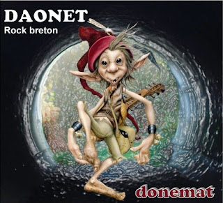 couverture de l'album Donemat du groupe DAONET