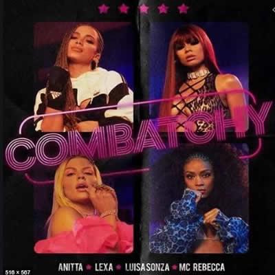 Anitta (com MC Rebecca) - Combatchy
