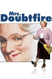 Mrs Doubtfire funniest Hollywood comedies