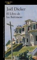 Número 1: El libro de los Baltimore, de Joel Dicker.