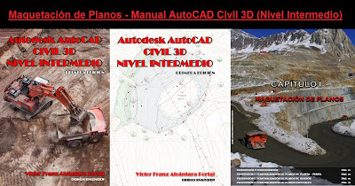 Maquetación de Planos - Manual AutoCAD Civil 3D (Nivel Intermedio)