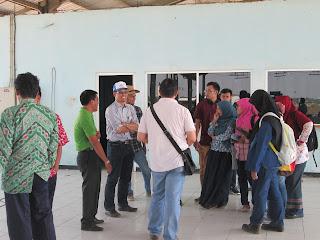 Kunjungan Mahasiswa ITS untuk PKL