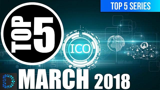 ICO Terbaik Maret 2018 Untuk Menjadi Miliarder