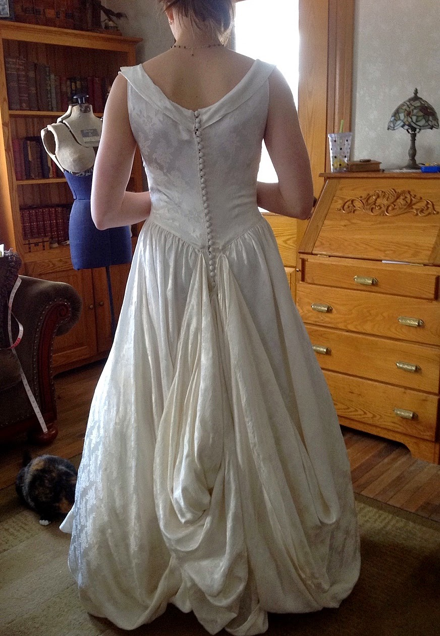 The Heirloom Wedding Dress Makeover