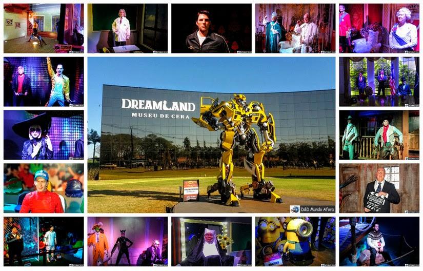 O que fazer em Foz do Iguaçu - Dreamland Museu de Cera