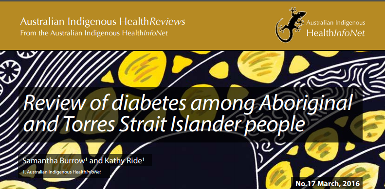 essay on diabetes in indigenous people